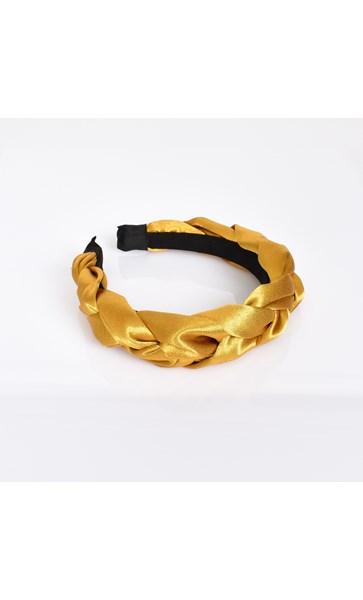 Mini Satin Plait Headband