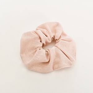 Essential Linen Scrunchie