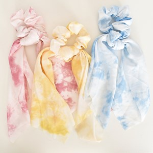 Set of 3 Tie Dye Scrunchies
