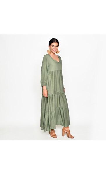 Mila Tiered Dress Size SM