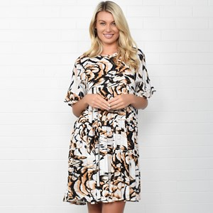Piper Frill Dress SIZE SM
