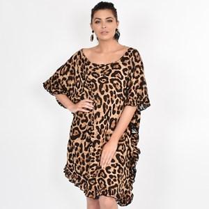 Montanna Free Size Frill Dress