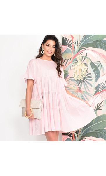 Piper Frill Dress Size ML