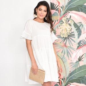 Piper Frill Dress Size SM