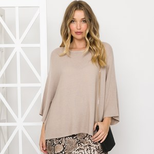 Matilda Batwing Knit Small