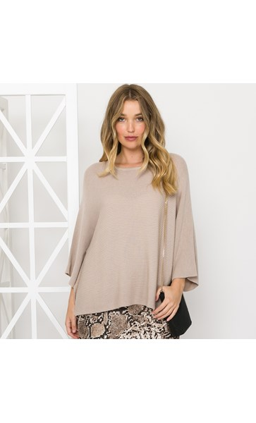 Matilda Batwing Knit Medium