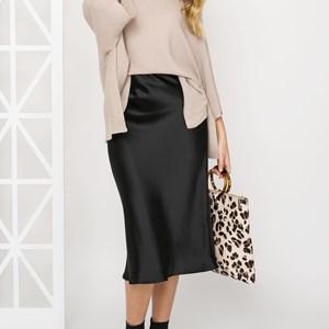 Letti Midi Skirt Size M