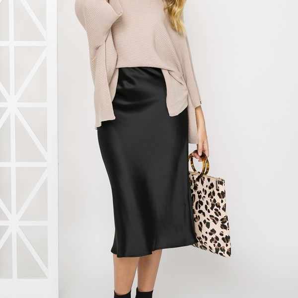 Letti Midi Skirt