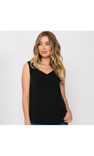 Emma V Neck Top Size XS