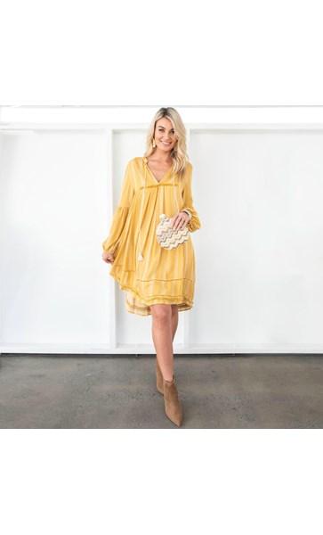 Ivy Prairie Dress Size L