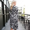 Josie Ruffle Dress Size M - pr_67170