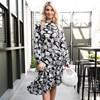 Josie Ruffle Dress Size L - pr_67178