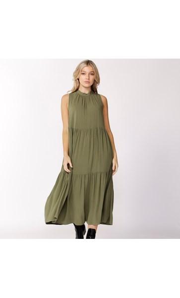 Sass Empress Tiered Dress Size 14