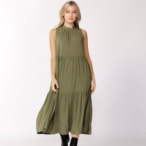 Sass Empress Tiered Dress Size 16