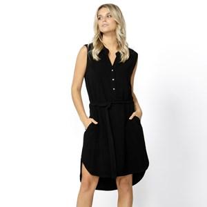 Betty Basics Kace Midi Dress Size 8