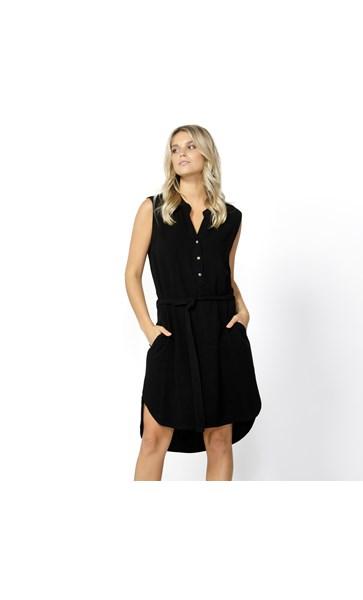 Betty Basics Kace Midi Dress Size 12