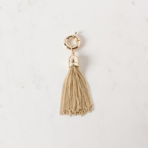 Tassel Key Ring