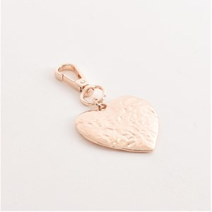 Beaten Heart Keyring