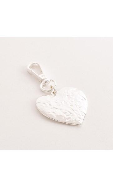 Beaten Heart Keyring