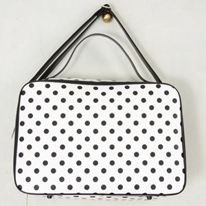 Spot Rectangle Overnighter Luggage