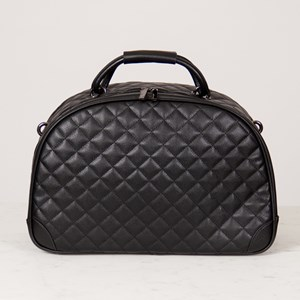 The Moselle Quilted Travel Shoulder Bag