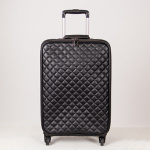 The Moselle Quilted Wheeled Travel Case