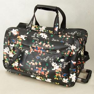Curved Wheeled Tokyo Weekender Bag