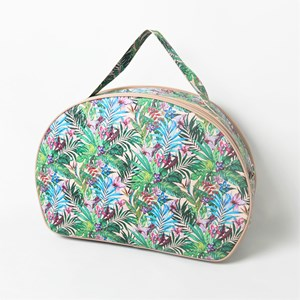 Tropicale Round Overnighter Bag