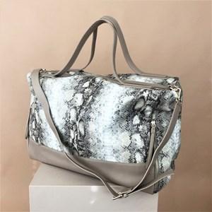 Jungle Luxe Zip Edge Overnighter Bag