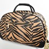 Zebra Print Travel Shoulder Bag - pr_68195