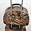 Zebra Print Travel Shoulder Bag - pr_68194