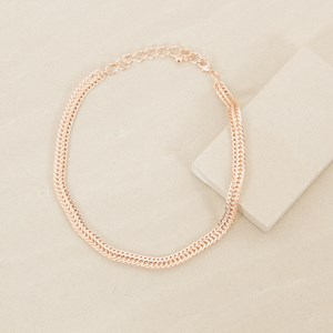 30cm Plait Chain Choker