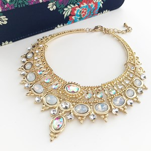 Alessandra Statement Collar Necklace