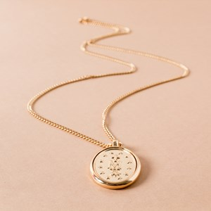 Miraculous Medallion Long Necklace