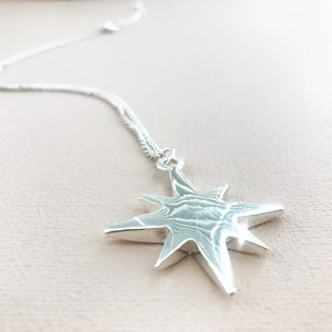 Guiding Star Short Necklace