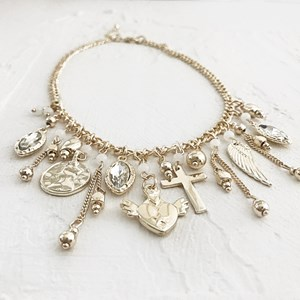 Angelic Charms Necklace