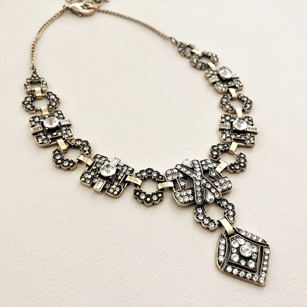 Jewelled Lucille Necklace