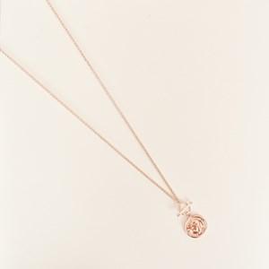 Belcher Chain Coin Necklace
