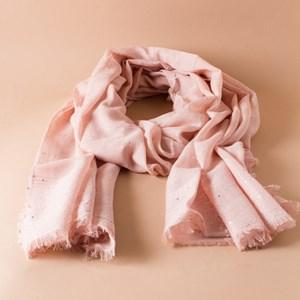 Metallic & Sequin Thread Scarf