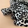 Leopard Print Silk Square Scarf - pr_61105
