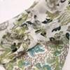 Floral Tile Print Scarf - pr_64513