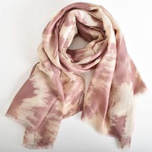 Tie Dye Rectangle Scarf