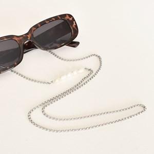 Pearl Strand & Chain Sunglass Chain