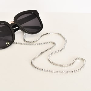 Diamante Strand Sunglass Chain