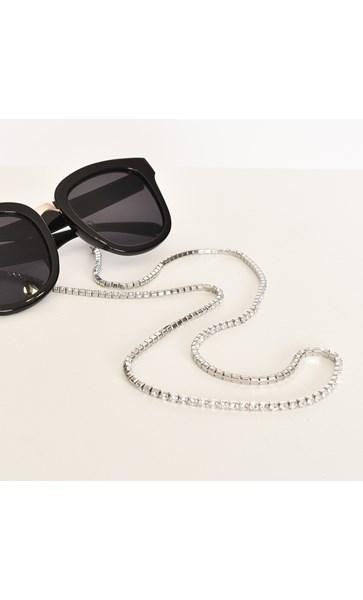 Diamante Strand Sunglass Chain
