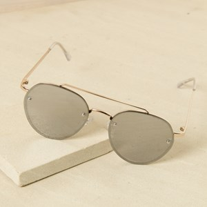 5079AM Aviator Graduated Lens Sunglasses