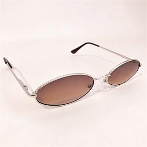 5114A Hailey Small Oval Sunglasses