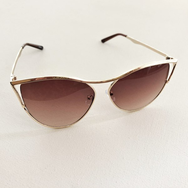 5204A Golden Eye Sunglasses