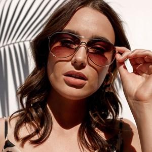 5845A Vivi Aviator Sunglasses