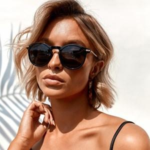 7384B Boss Lady Casual Sunglasses